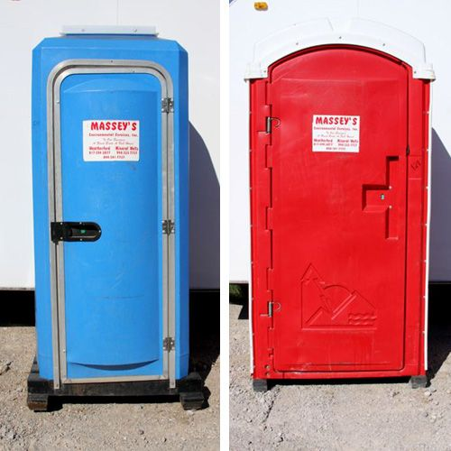 Port-A-Potty Rental by MSTS Services