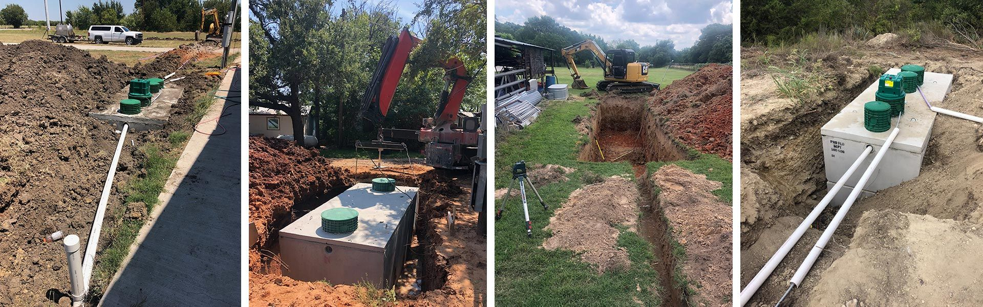 Septic System Installation by MSTS Services